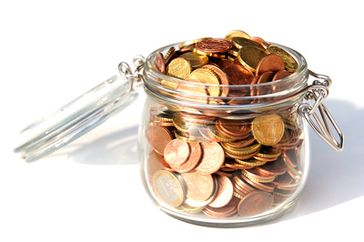 Kleingeld (Symbolbild)