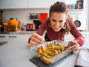 Eine gesunde und ausgewogene Ernährung kann das Diabetesrisiko senken.  Bild: ©Diasporal_CITAlliance Fotograf: CITAlliance / Panthermedia