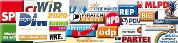 Parteien in der Bundesrepublik Deutschland (BRD)