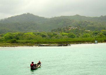 m geologisch noch jungen Land Panama fanden Wissenschaftler Hinweise auf die Entstehung kontinentaler Kruste. Quelle: Foto: Kaj Hoernle, GEOMAR (idw)