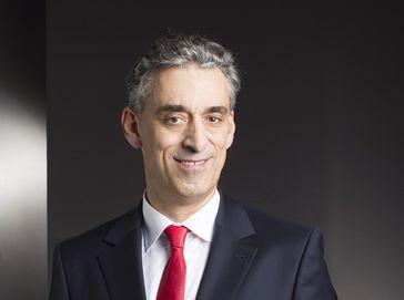 Dr. Frank Appel Bild: Deutsche Post AG