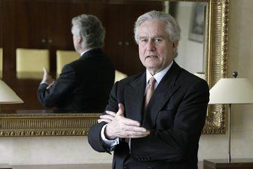 Prof. Dr. Kurt J. Lauk Bild: Wirtschaftsrat Deutschland