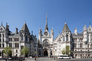 High Court of Justice in London (2019)