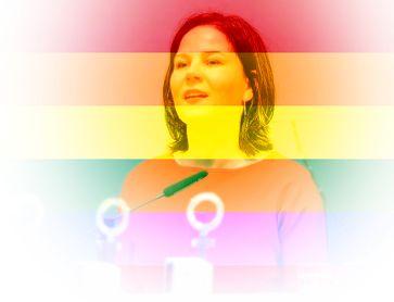 Annalena Charlotte Alma Baerbock (2019)