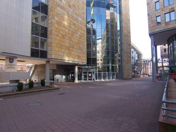 Landesarbeitsgericht und Arbeitsgericht Frankfurt am Main