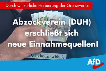 Deutsche Umwelthilfe in der Kritik: Das massive Vorgehen des Abmahnvereins schießt für die meisten Bürger weit über das Ziel hinaus.