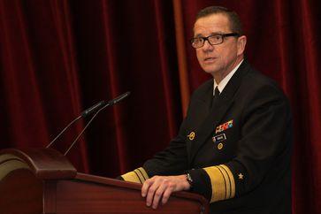 Rede des Inspekteurs der Marine auf der HiTaTa