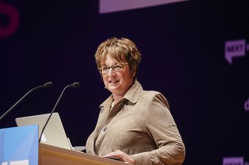 Brigitte Zypries Bild: NEXTConf, on Flickr CC BY-SA 2.0