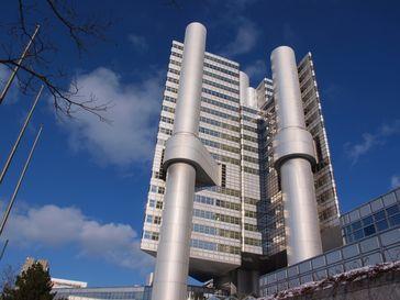 Hypovereinsbank: Hypo-Haus im Arabellapark in München-Bogenhausen