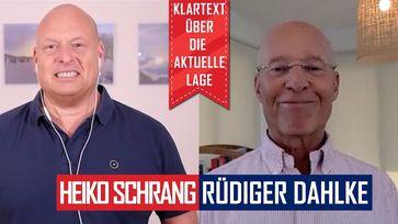 Heiko Schrang und Dr. Rüdiger Dahlke (2021)