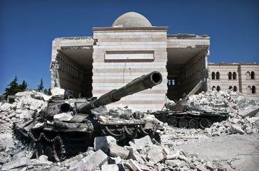 Syrien Krieg