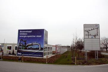 Kavernen-Informationszentrum Etzel