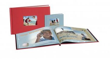 "Urlaubserinnerungen mit einem Kodak FotobuchSofort richtig in Szene setzen. Bild: ""obs/Kodak Alaris"""