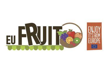 "EU Fruits Logo. Bild: ""obs/headspace pr gmbh & co. kg"""