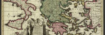 Balkan & Griechenland   Bild: Centro Machiavelli / UM / Eigenes Werk
