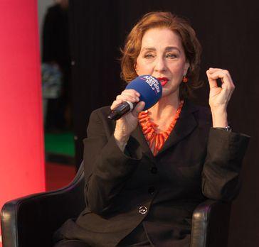 Christine Kaufmann (2014)