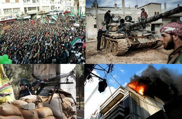 Bürgerkrieg in Syrien 2011/2012