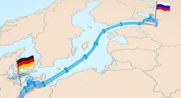 Nord Stream 2 Bild: Visegrád Post / UM / Eigenes Werk