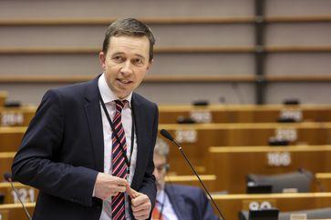 "Plenary session week 9 in Brussels / Bild: ""obs/LKR - Die Eurokritiker/Alexis Haulot"""