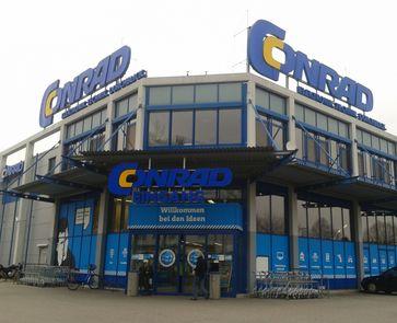 Conrad-Electronic-Filiale in Mannheim (2013)