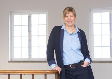 Prof. Dr. Anne-Marie Elbe Quelle: Universität Leipzig/Swen Reichhold (idw)
