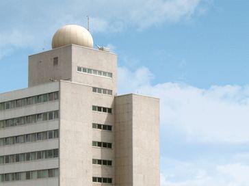 Hauptgebäude Fraunhofer HHI