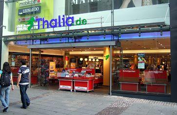 Thalia-Buchhandlung in Darmstadt