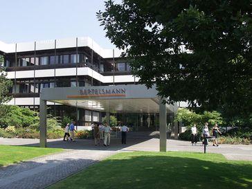 Bertelsmann Corporate Center in Gütersloh