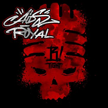 "Cover des Album ""AidS Royal"" von B-Tight"
