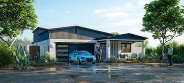 PERI druckt in Tempe ein eingeschossiges Einfamilienhaus mit ca. 160 qm Wohnfläche.  Bild: Candelaria Design Associates Fotograf: PERI GmbH