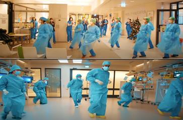 In den Krankenhäusern 2020 und 2021 herrscht gähnende Leere (Symbolbild)