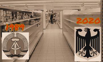 Am Ende kommt die BRD auf das gleiche Ergebnis wie die DDR (Symbolbild)