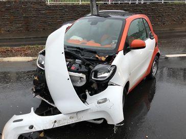 Unfallverursacher Bild: Polizei