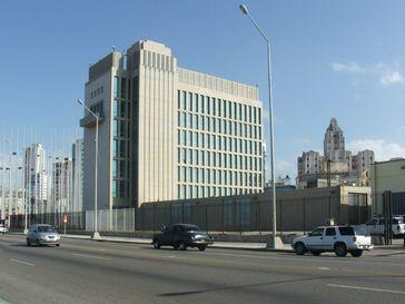 Botschaft der Vereinigten Staaten in Havanna