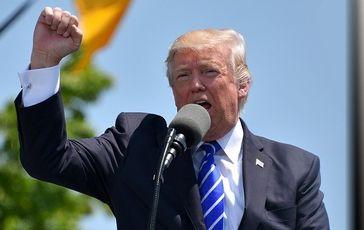 Donald Trump (Symbolbild)