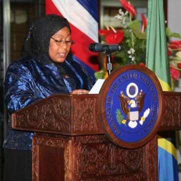 Samia Suluhu (2011), Archivbild