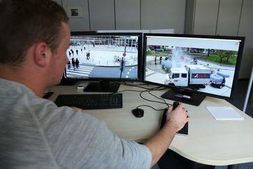 Videobeobachtung2 Bild: Polizei