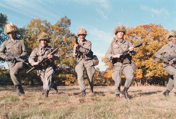 Wieder Wehrpflicht für alle Deutschen in der Bundeswehr?