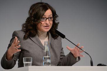 Dilek Kalayci, 2013