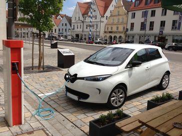 Renault Zoé, meistverkauftes Elektroauto in Deutschland, Frankreich und in Europa 2020[2][3][4]