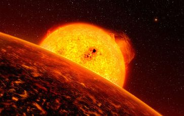 Bild: CC BY 2.0 / NASA Goddard Space Flight Center / Most Earthlike Exoplanet Started out as Gas Giant