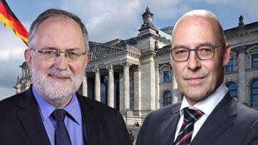 Joachim Kuhs und Dr. Alexander Wolf (2021)