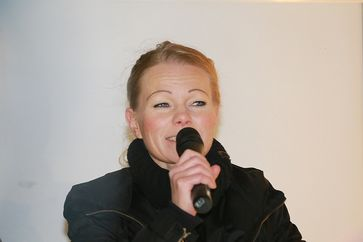 Kathrin Oertel Bild: blu-news.org, on Flickr CC BY-SA 2.0
