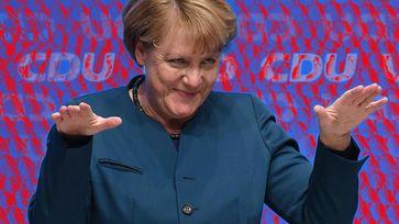 An der Basis brodelt es: Angela Merkel im Sturm (2017)