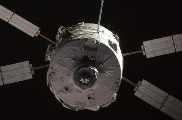 Automated Transfer Vehicle (ATV) Quelle: Quelle: NASA (idw)