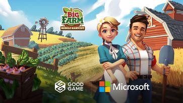 Goodgame Studios und Microsoft gehen Kooperation ein Bild: Goodgame Studios Fotograf: Goodgame Studios