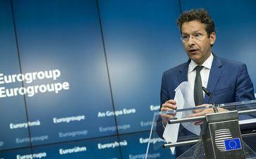 Jeroen Dijsselbloem Bild: EU Council Eurozone, on Flickr CC BY-SA 2.0