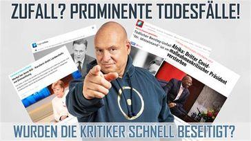 "Bild: SS Video: "" Zufall?! Prominente Corona-Kritiker gestorben!"" (https://www.bitchute.com/video/cQfmX5Pnanpl/) / Eigenes Werk"