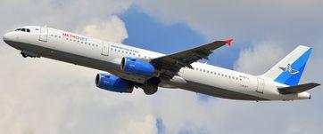 Kogalymavia-Flug 9268: Die Maschine im August 2014
