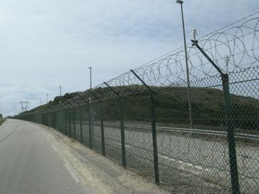 Der Zaun  (Symbolbild)